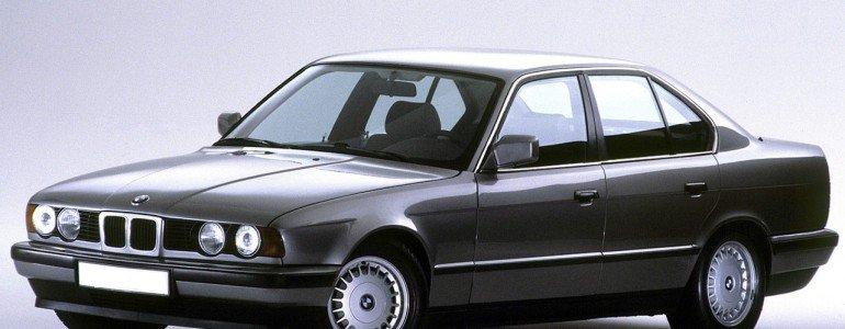 BMW 735 e32 расход топлива