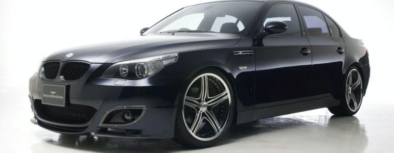 расход топлива на BMW e39 дизель