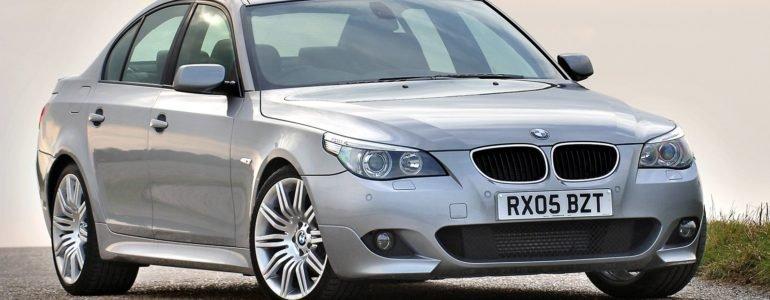 расход топлива на BMW e60 530xi